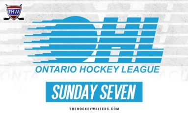 OHL Sunday Seven: Rebuild in Mississauga?
