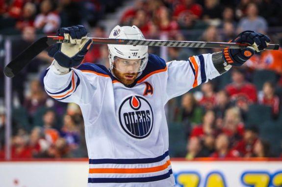 Edmonton Oilers Adam Larsson