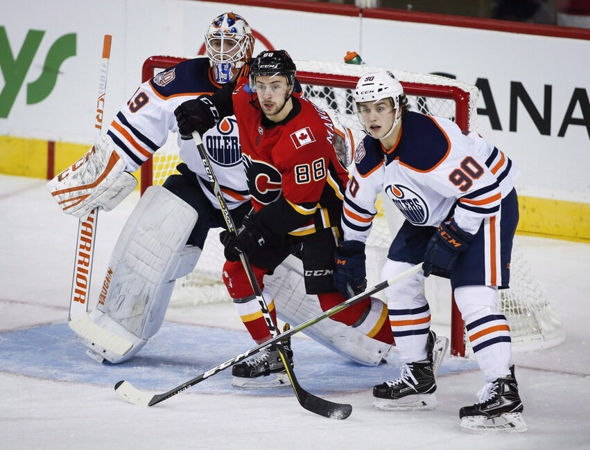 Flames & Oilers Battle of Alberta Could Be Most Intense in Decades