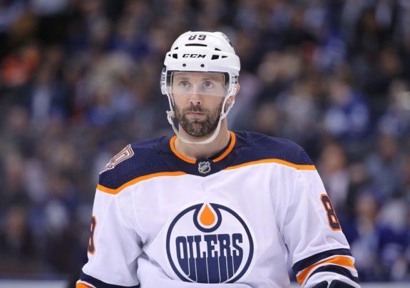 Edmonton Oilers Sam Gagner