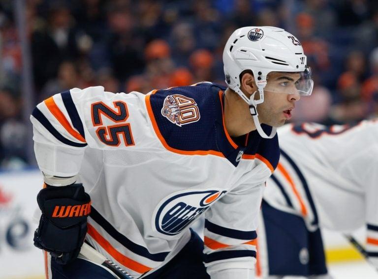 Edmonton Oilers Darnell Nurse