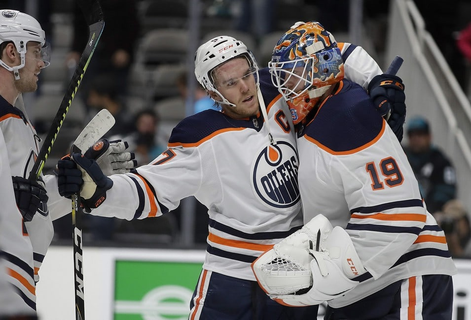 Oilers' Biggest Stats From 9-Game Sweep of the Senators