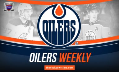 Oilers Weekly Preview: Jets, Leafs & Senators Each Offer Unique Challenges