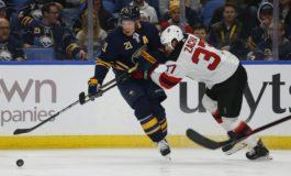 Sabres Have Big 2nd to Beat Devils
