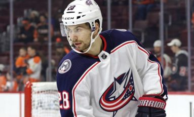 Blue Jackets' Bjorkstrand Finally Bringing His Best Game