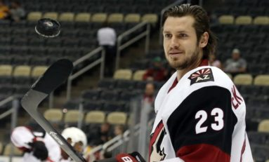No Surprises - Ekman-Larsson Is Next Coyotes Captain