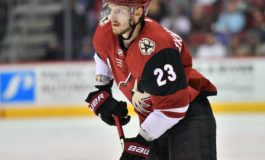 Coyotes Finish First Week Empty-Handed
