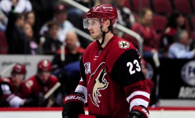 Surprise... Coyotes Do Not Name a Captain
