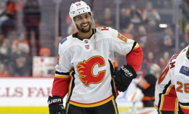 Projecting Oliver Kylington's Next Contract With the Flames