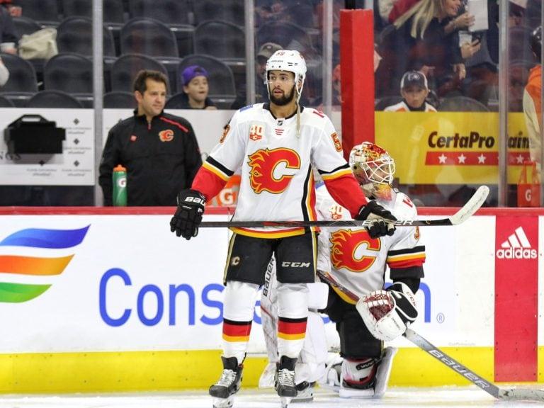 Oliver Kylington Calgary Flames