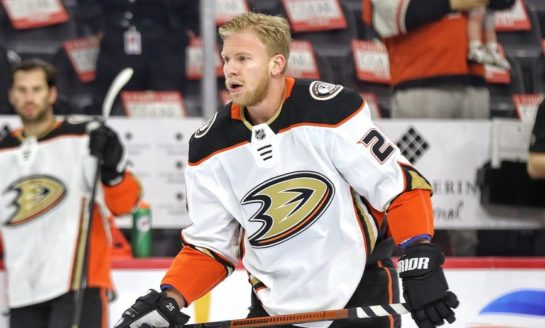 Ducks Didn't Lose the Kase Trade