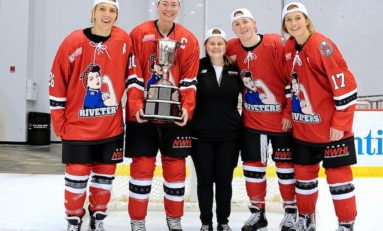 Original Riveters Dosdall and Packer Return for 4th Season