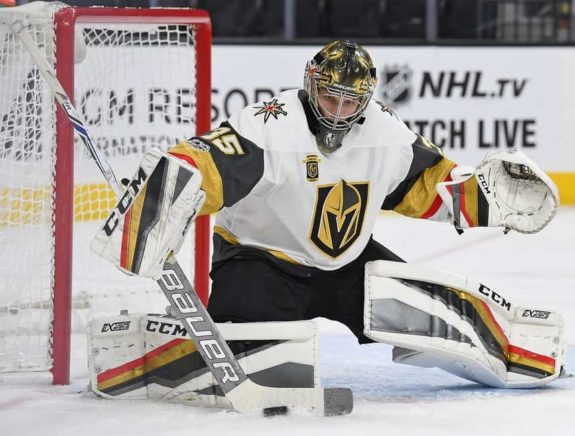 Oscar Dansk Vegas Golden Knights