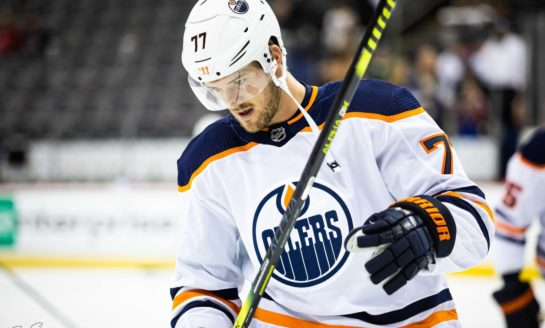 Edmonton Oilers & the Kraken Expansion Draft