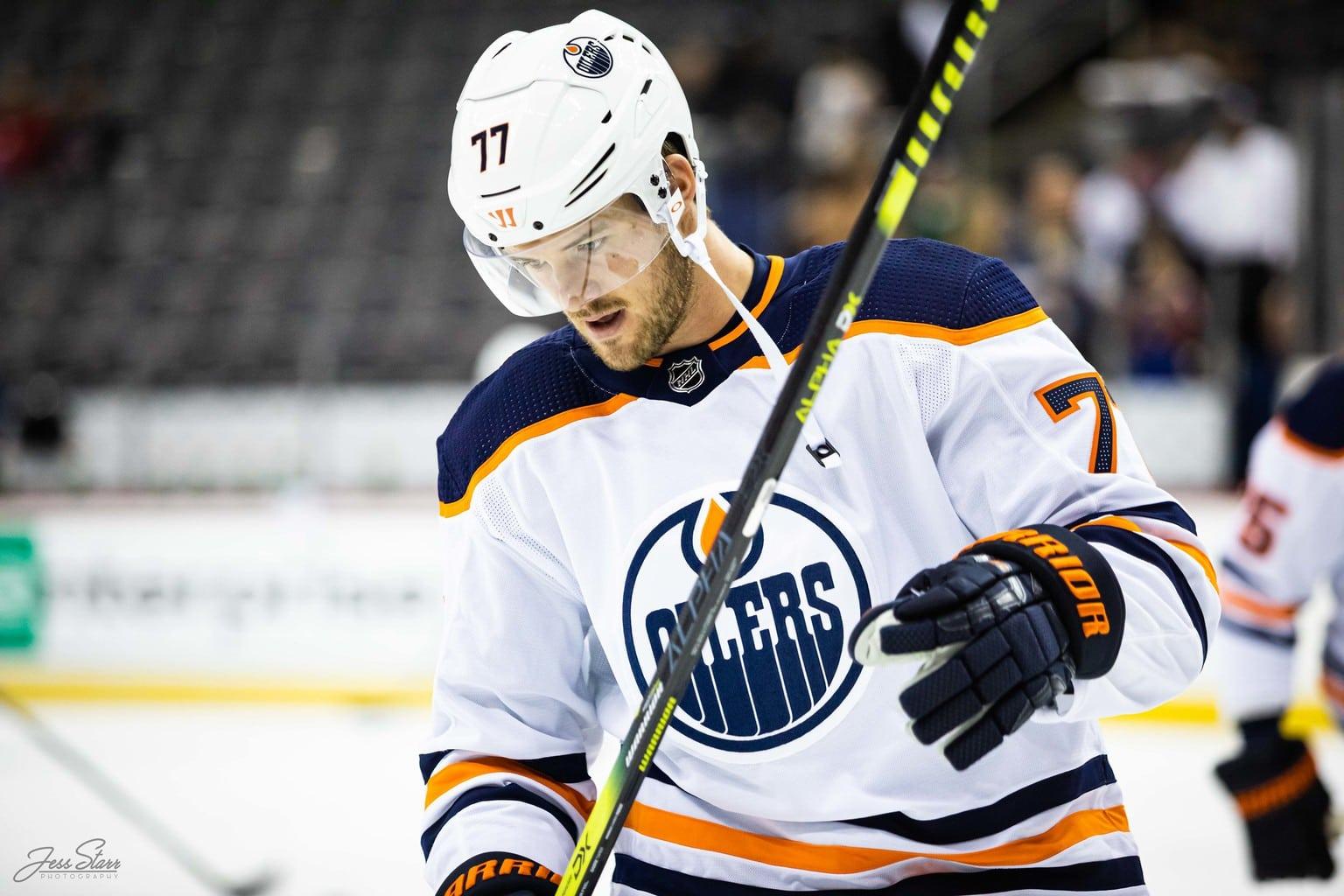 Oscar Klefbom Edmonton Oilers