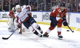 Panthers Beat Capitals - Trocheck Scores Twice