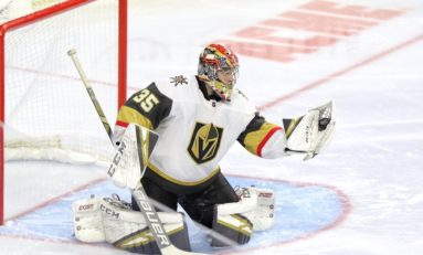 Golden Knights Should Be Thinking 'Defense First'