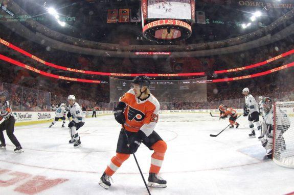 Oskar Lindblom Philadelphia Flyers