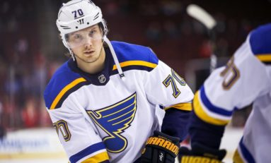4 Things That Went Wrong for the Blues in their First Round Loss