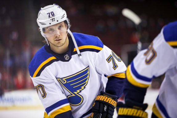 Oskar Sundqvist St. Louis Blues