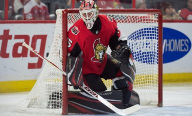 THW's Goalie News: Price's Save, Senators' Future in Net?