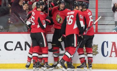 Ottawa Senators Midseason Report