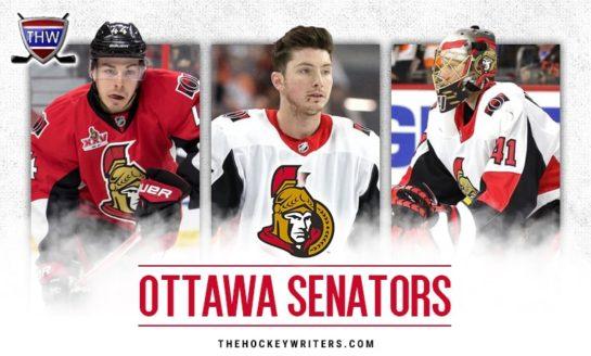 Ottawa Senators 2018-19 Season Preview