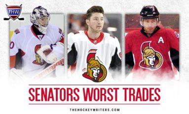 5 Worst Trades in Senators History