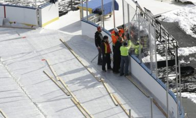 Flyers to Play in Outdoor Game in February