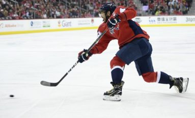 Ovechkin Leaner If Not Lighter Going into 14th Season