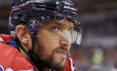 Alex Ovechkin to Make Summer Trip to China