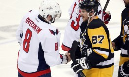 Penguins Beat Capitals in 50th Game Between Crosby, Ovechkin