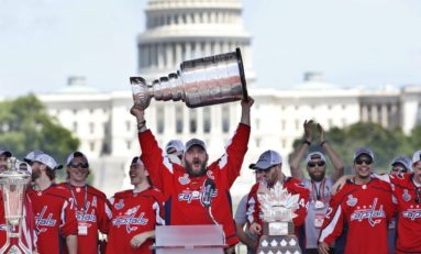 Top 10 Capitals Moments of the Decade