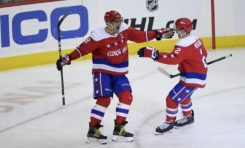 Capitals Beat Hurricanes - Ovechkin Scores 49th