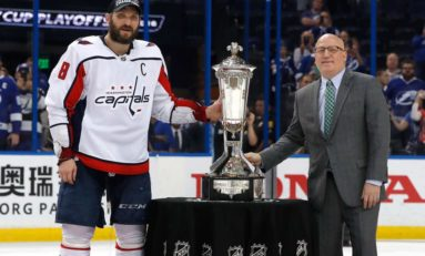 Capitals' Run Through Adversity