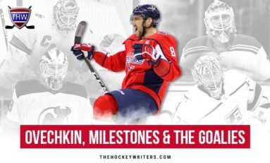 Ovechkin, His Milestone Goals & the Goalies He Beat