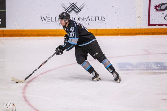 Owen Pederson Winnipeg Ice