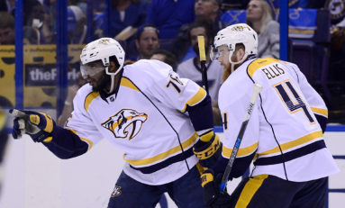 Subban Sets Tone in Game 1