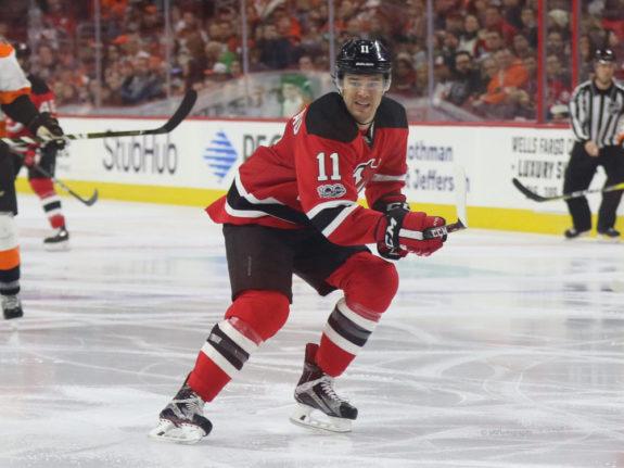 PA Parenteau, New Jersey Devils