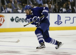 P.A. Parenteau Maple Leafs