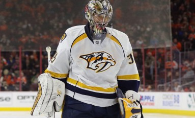 You're Wrong About Pekka Rinne's Game 1