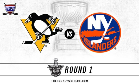Pittsburgh Penguins New York Islanders