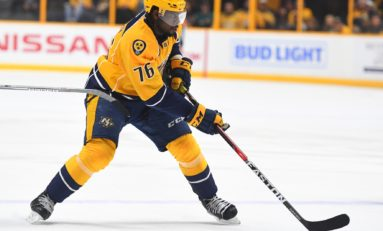P.K. Subban Deserves Some Norris Love