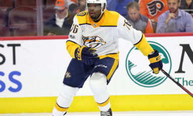 Seven Things About P.K. Subban