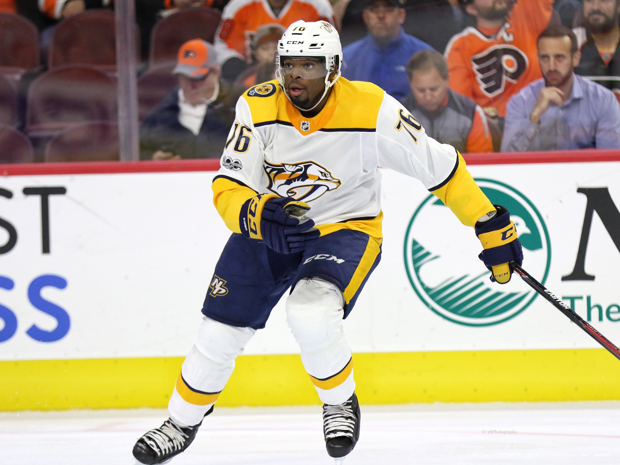 info for 13c28 c8889 New Jersey Devils Acquire P.K. Subban From Nashville Predators