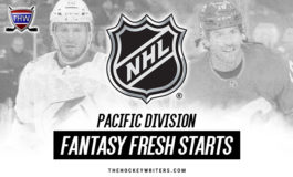 Fantasy Fresh Starts: Pacific Division