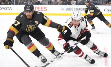 Schmaltz's Shootout Winner Lifts Coyotes over Sabres