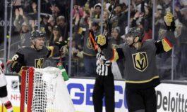 Stastny's OT Goal Caps Comeback, Vegas Beats Predators 4-3