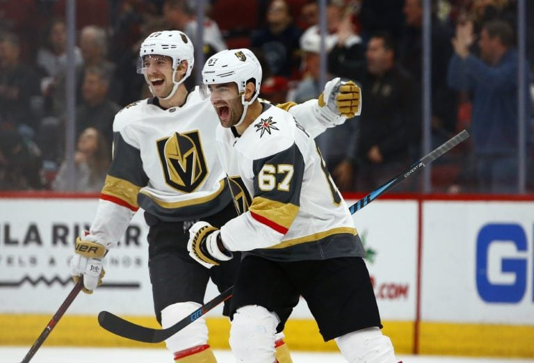 Max Pacioretty Vegas Golden Knights