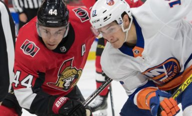 Islanders Going All-In With Pageau Trade